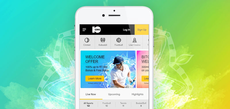10cric online sports betting site