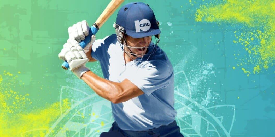 10Cric India betting site