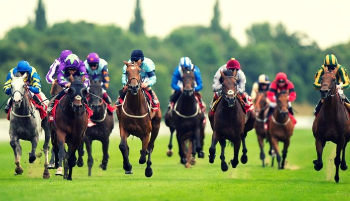 horse racing betting is still in vogue