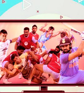 betting on the game of Kabaddi